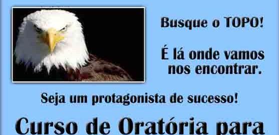 Cartaz PRIMUS ORATORIA